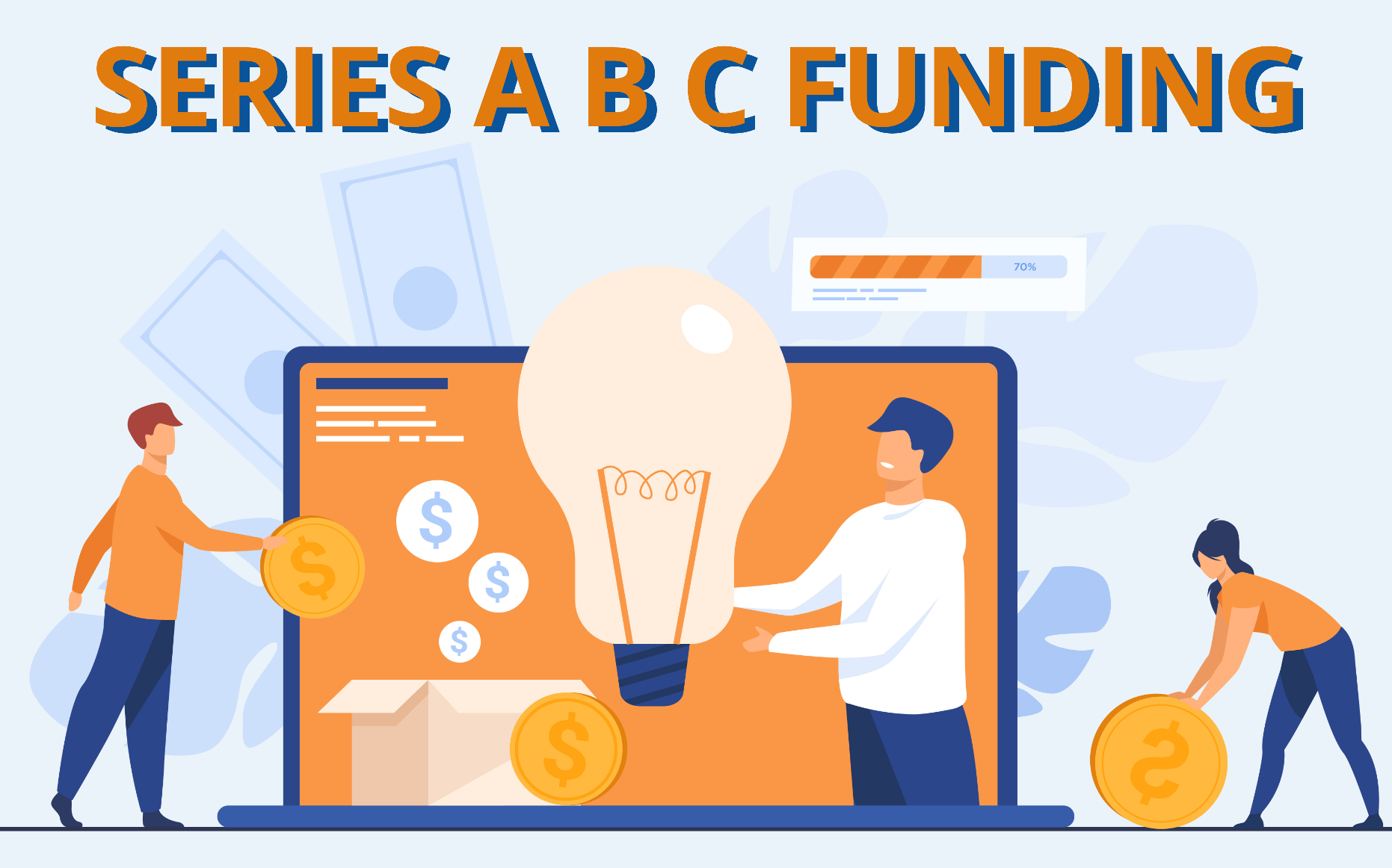 Importance of Series A B C Funding for Startups and How to Access It