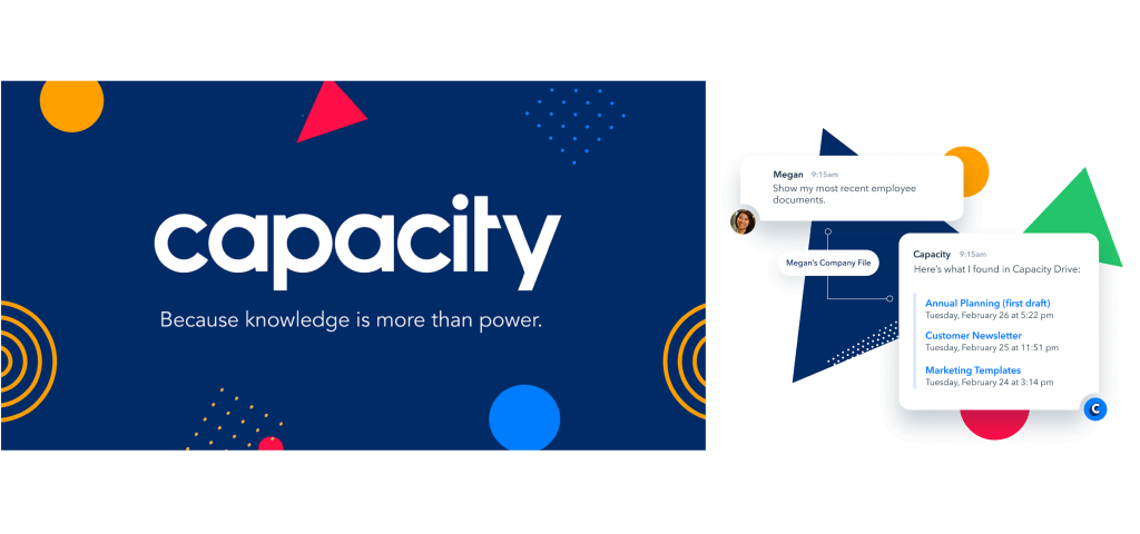 Capacity - tech startup