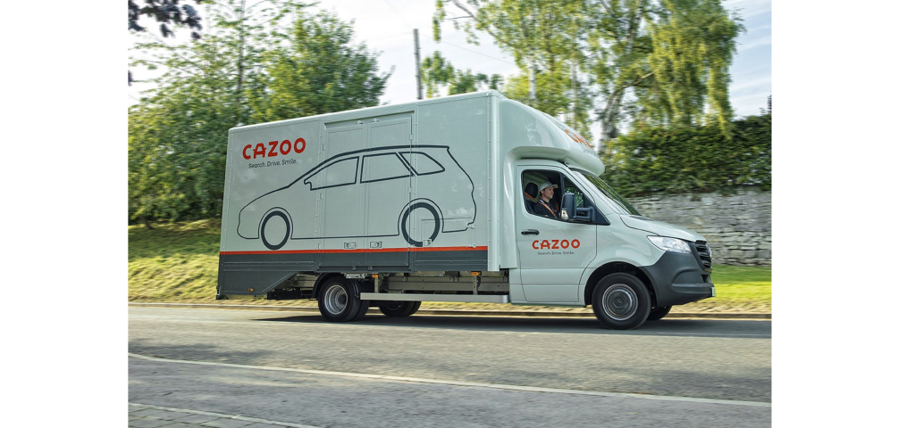 Cazoo- Technology start up