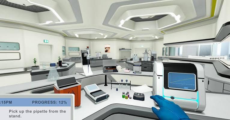 Labster- Technology Start up