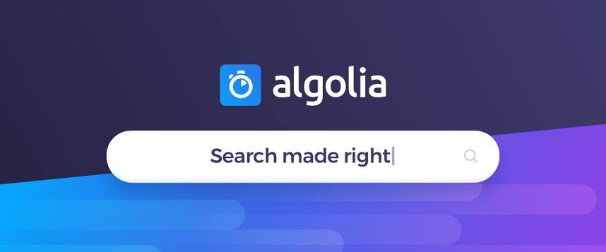 Algolia-Tech start up