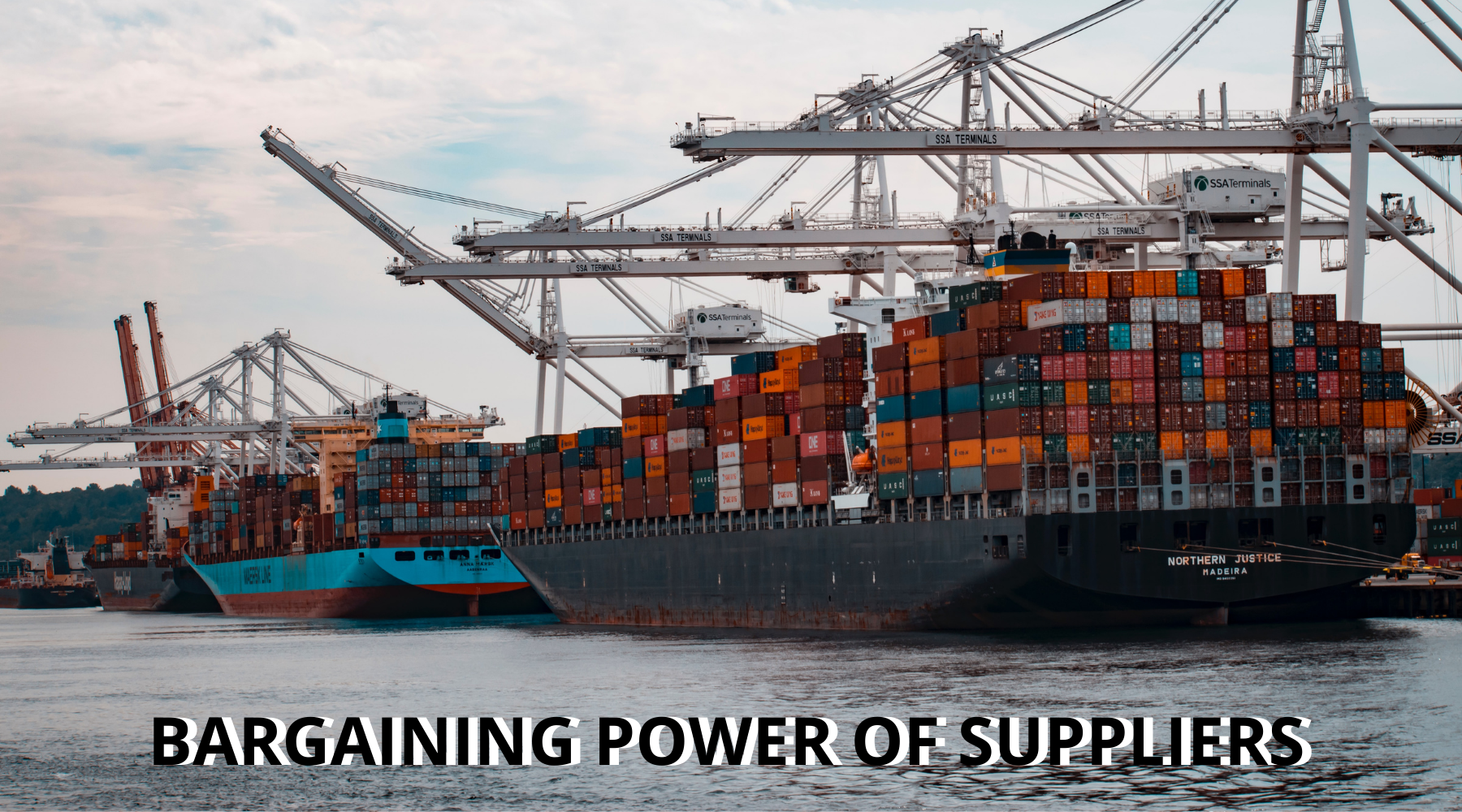 What Is Bargaining Power Of Suppliers And How Does It Affect Your Business