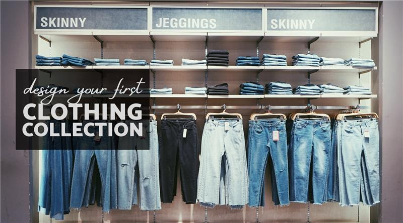 Design Your First Collection