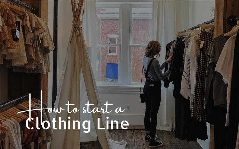 How to Start a Clothing Line, clothing manufacturers, design your own clothing, how to start a clothing business online, how to start a clothing line for free