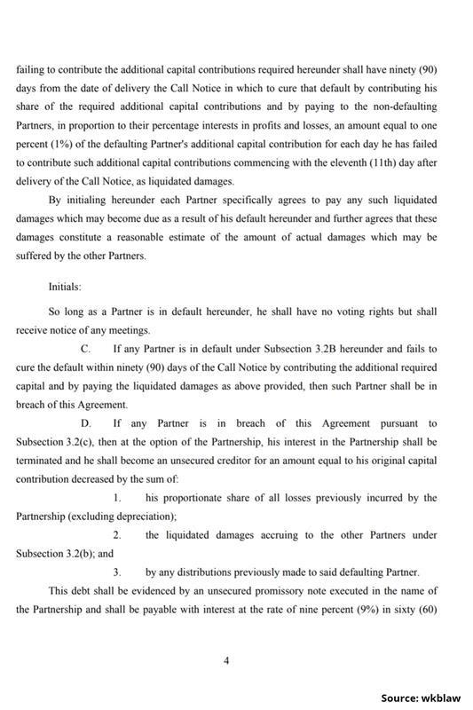 Limited Partnership Agreement-4