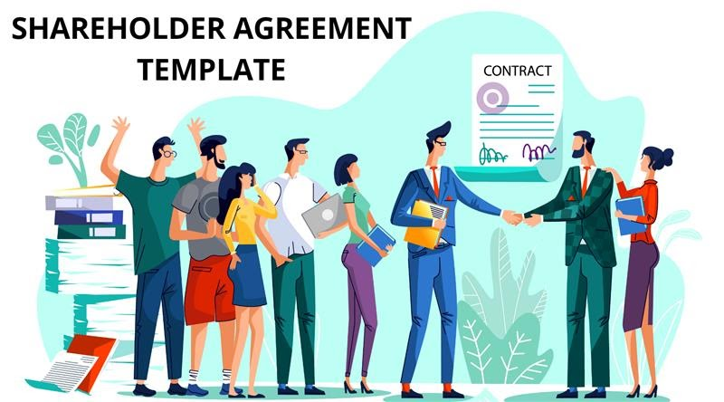 A Complete Guide On Shareholder Agreement Template
