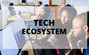 tech ecosystem, fintech ecosystem, ad tech ecosystem, talent tech labs ecosystem, tech ecosystem definition