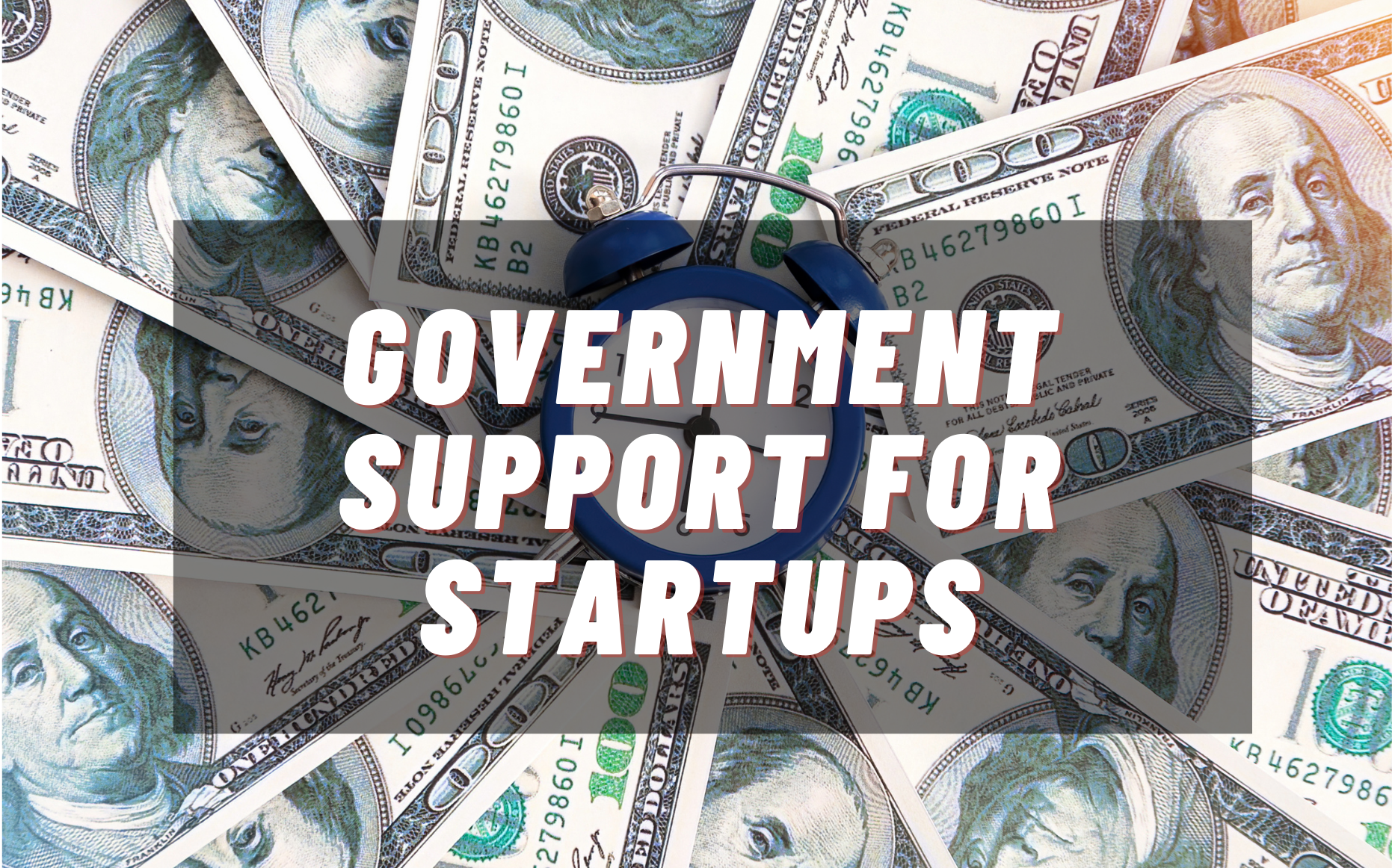 Government Support for Startups: Know The Ways to Help Your Business