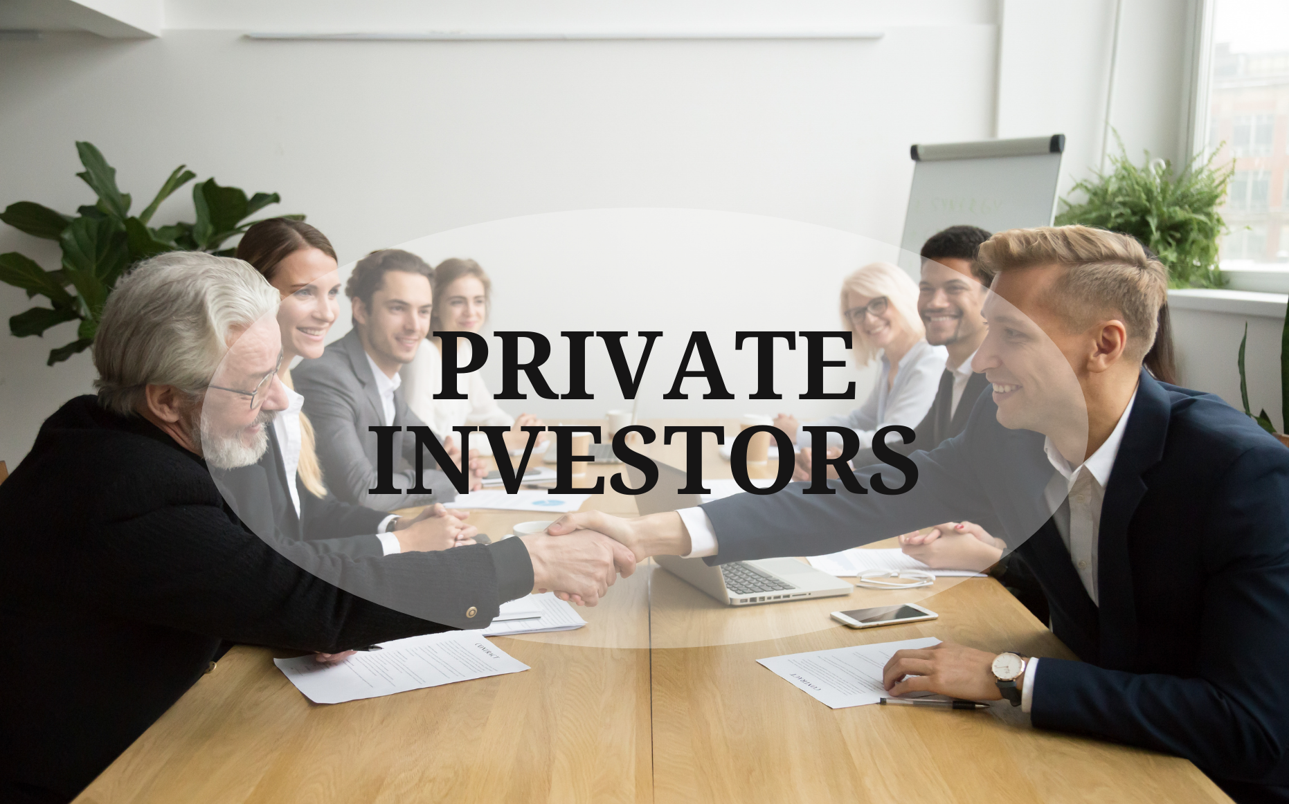 Private Investors: Types, How & Where to Find Them?